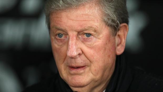 Crystal Palace manager Roy Hodgson is not looking for major reinforcements in the January transfer window (John Walton/PA)