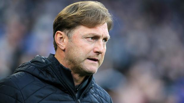 Ralph Hasenhuttl is preparing for his first game at St Mary's (Mark Kerton/PA)
