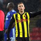 Gerard Deulofeu was on target for Watford (Yui Mok/PA)