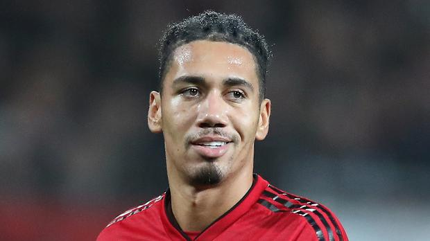 Chris Smalling Signs New Manchester United Contract Independent Ie