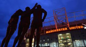 One of the main counter-arguments to the notion of a title-starved future at Old Trafford is the club's sheer wealth. Photo: Getty