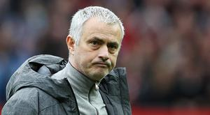 Jose Mourinho's time is up at Manchester United (Martin Rickett/PA)