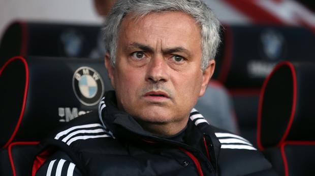 Jose Mourinho's Manchester United reign is over (Adam Davy/PA)