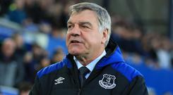 Everton sacked Sam Allardyce in May (Peter Byrne/PA)