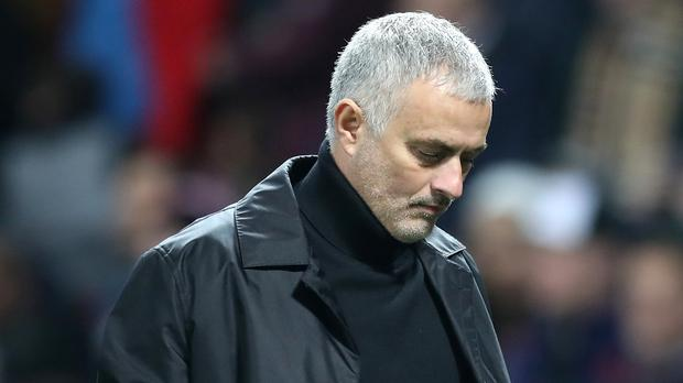Jose Mourinho has been sacked by Manchester United (Martin Rickett/PA)