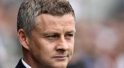 Ole Gunnar Solskjaer has been appointed as Manchester United's interim manager (Phil Cole/PA).