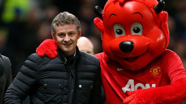 Ole Gunnar Solskjaer has returned to Old Trafford (Dave Thompson/PA)