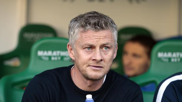 Ole Gunnar Solskjaer has been named as Manchester United's interim boss (Graham Stuart/PA)