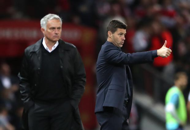 Mauricio Pochettino is being considered to replace Jose Mourinho in the Old Trafford hotseat (Nick Potts/PA)