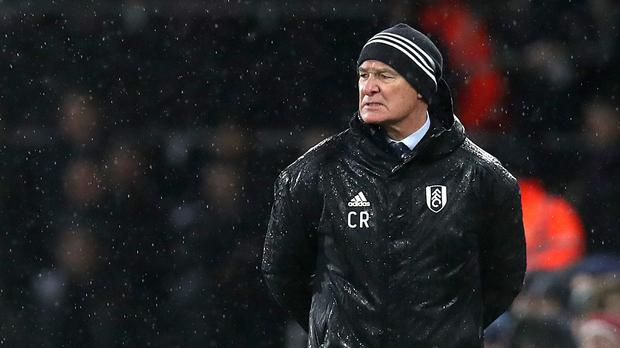 Claudio Ranieri, pictured, believes clean sheets will be the key to Fulham's Premier League survival fight (Chris Radburn/PA)