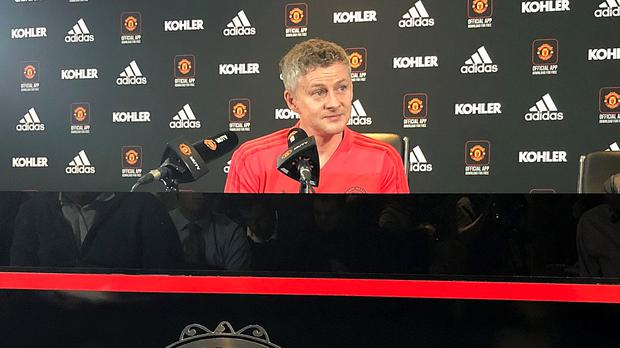 Ole Gunnar Solskjaer must try and lift the gloom around Old Trafford (Simon Peach/PA)
