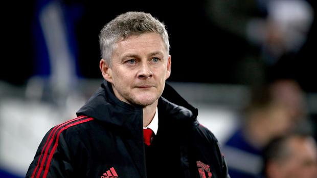 Manchester United interim manager Ole Gunnar Solskjaer spoke glowingly of his new team's talent (Nick Potts/PA)