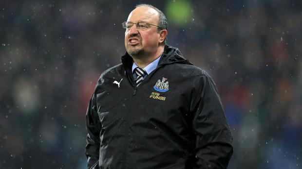Newcastle manager Rafael Benitez is gearing up for another Premier League survival battle (Mike Egerton/PA)