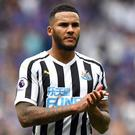 Newcastle skipper Jamaal Lascelles has ordered his team to cut out the mistakes (Simon Galloway/PA)