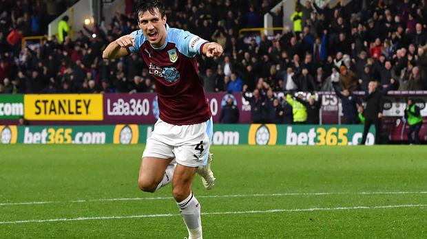 Jack Cork is targeting positive results against both Everton and West Ham (Anthony Devlin/PA)