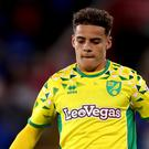 Norwich's Max Aarons is attracting interest, according to reports (David Davies/PA)