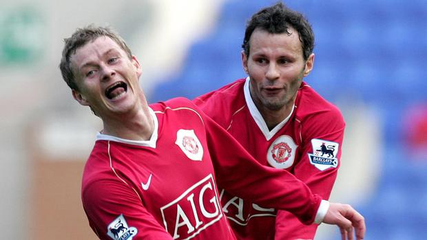 Ryan Giggs has been impressed by Ole Gunnar Solskjaer's start to life back at Old Trafford (Martin Rickett/PA)