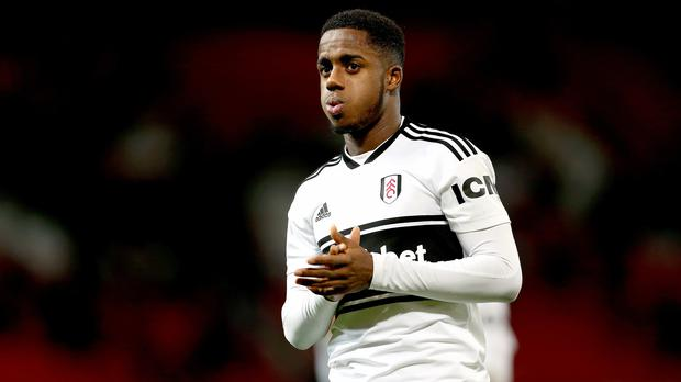 Ryan Sessegnon could start against Huddersfield (Barrington Coombs/PA)