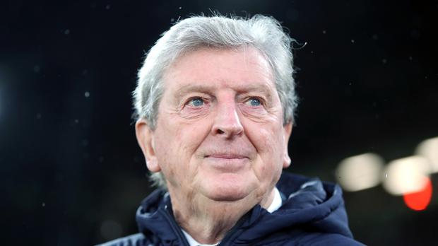 Roy Hodgson is not interested in selling players during the transfer window (Adam Davy/PA)