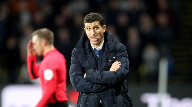 Watford manager Javi Gracia defended his squad rotation against Newcastle (Adam Davy/PA)