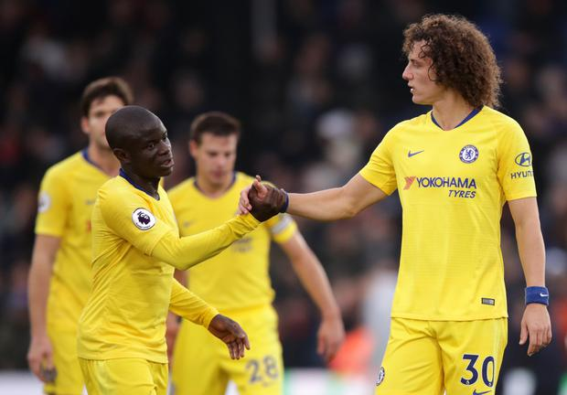 8b4a6f0c159 Willian  Chelsea want to keep  quality  Luiz - Independent.ie