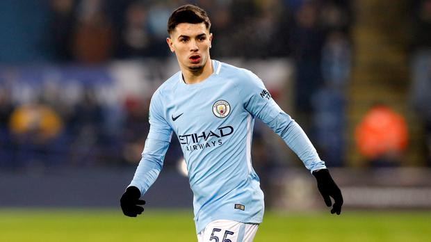 Brahim Diaz will leave Manchester City for Real Madrid (Martin Rickett/PA)