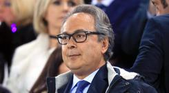 Everton's majority shareholder Farhad Moshiri is not happy with how the season has gone so far (Mike Egerton/PA).