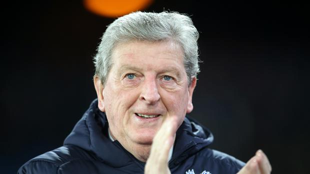 Crystal Palace manager Roy Hodgson was left to rue missed chances against Watford (Steven Paston/PA)