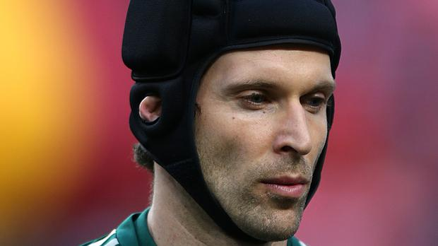 Petr Cech will take time to consider whether to pursue a coaching career, with a Chelsea return possible (John Walton/PA)