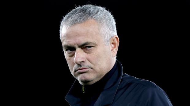 Jose Mourinho lost his job as Manchester United manager last month (Andrew Matthews/PA).