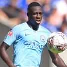 Manchester City may look for back-up for Benjamin Mendy (Adam Davy/PA)