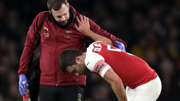 "Another Arsenal player is set to be out for weeks ""More bad news for Unai Emery"" ipanews 5f5f7dd9 e778 48e3 b3fa 992089e89be8 1"