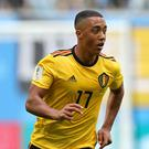 Claude Puel has described Leicester's reported interest in Youri Tielemans (pictured) as 'speculation' (Aaron Chown/PA)
