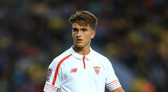 Denis Suarez played under current Arsenal head coach Unai Emery at Sevilla (Nigel French/PA)
