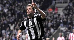 Newcastle paid £16million for Michael Owen in 2005 (John Giles/PA)