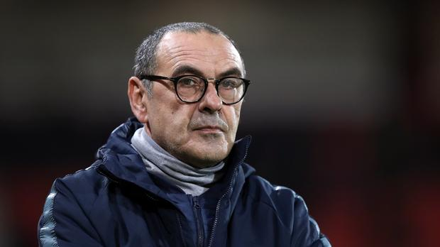 5c6fd48e6 Chelsea head coach Maurizio Sarri has called for patience after the  humiliating loss at Bournemouth (