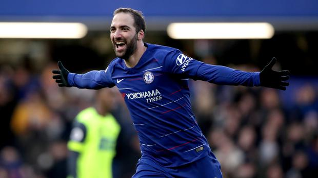 Image result for gonzalo higuain chelsea