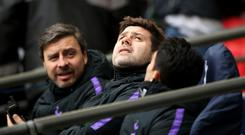 Mauricio Pochettino's side are second in the table (Steven Paston/PA)