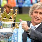 Manuel Pellegrini won the Premier League with Manchester City (Martin Rickett/PA)