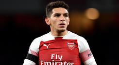 Lucas Torreira has featured in each of Arsenal's 25 Premier League games this season (Dominic Lipinski/PA)
