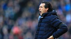 Arsenal manager Unai Emery was able to enjoy a first away win for the Gunners in the Premier League since November
