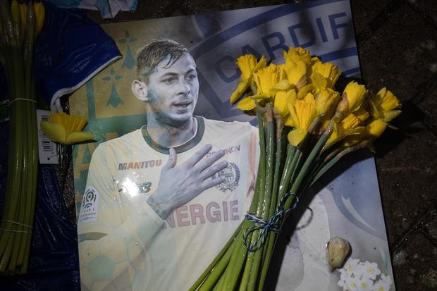 Sala was Cardiff's record signing (Aaron Chown/PA)