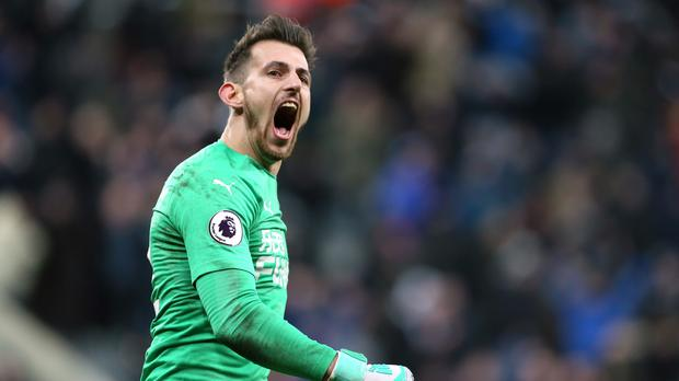 Newcastle keeper Martin Dubravka has been backed to return to his best (Richard Sellers/PA)