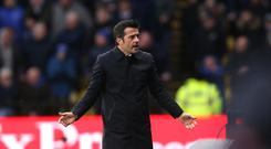 Marco Silva tasted defeat on his return to Vicarage Road (Nigel French/PA)