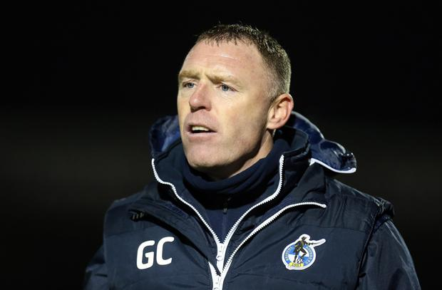 Bristol Rovers manager Graham Coughlan: 'The modern player won't accept finger-wagging or take criticism'. Photo: Getty