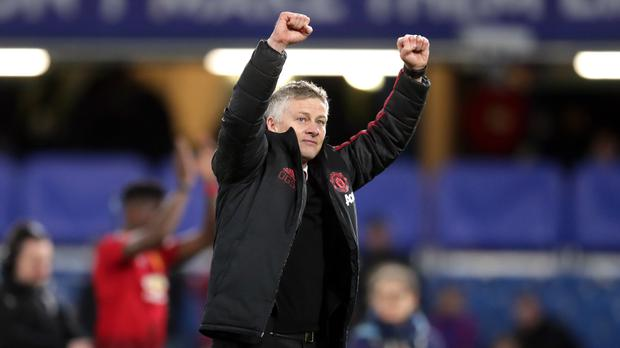 Ole Gunnar Solskjaer should be named Manchester United's permanent manager, according to Liverpool boss Jurgen Klopp (Adam Davy/PA)