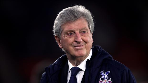 Roy Hodgson is closing on a milestone.