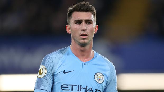 Manchester City's Aymeric Laporte has made his mark under Pep Guardiola's guidance (Adam Davy/PA)