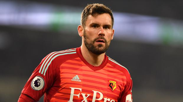 Watford goalkeeper Ben Foster says Javi Gracia's Hornets side are capable of securing a best-ever Premier League finish (Simon Galloway/PA)