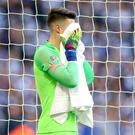 Chelsea goalkeeper Kepa Arrizabalaga was dropped for Wednesday's Premier League clash with Tottenham (Nigel French/PA)